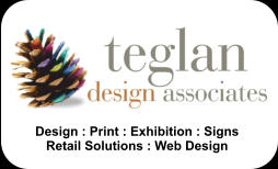Design : Print : Exhibition : Signs  Retail Solutions : Web Design